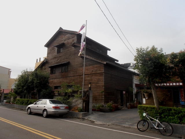 old corn loft