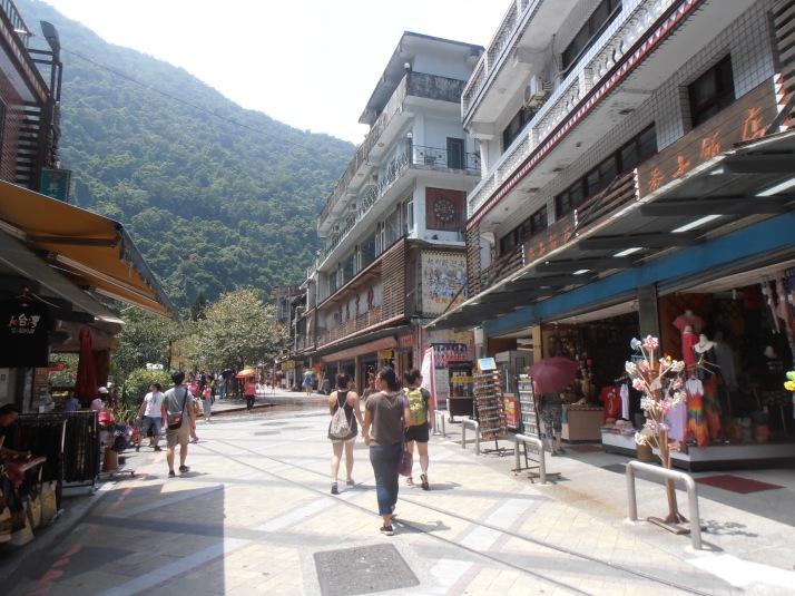 Wulai Falls Village