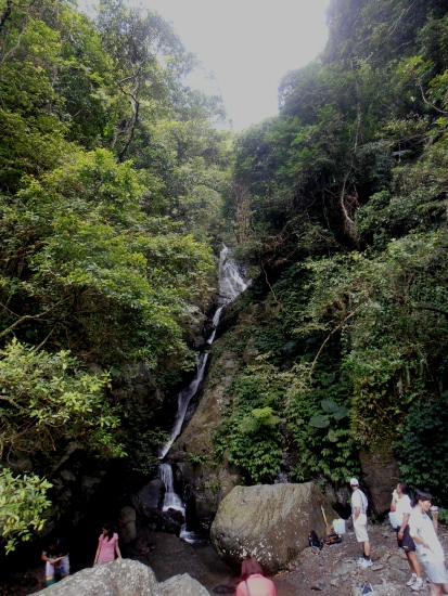 S-MERGI DAGI waterfall