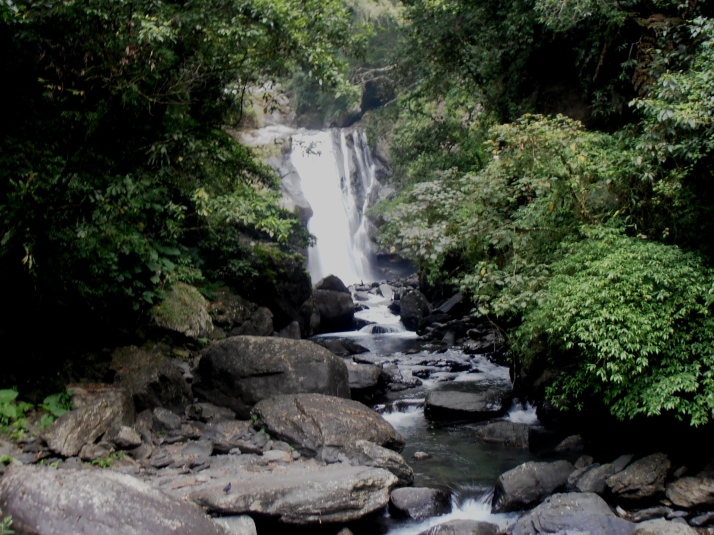 lower Neidong Falls