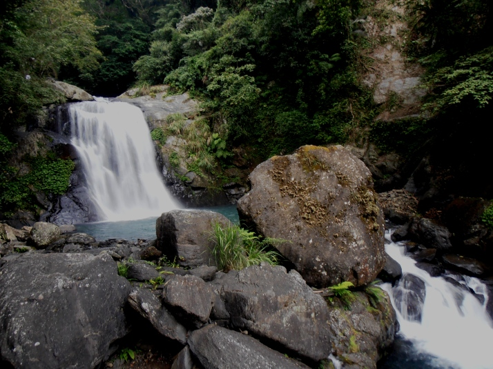 upper Neidong Falls