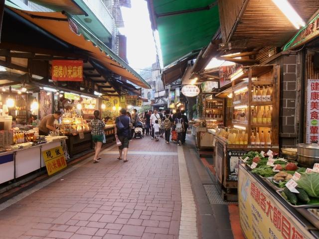 Wulai old street