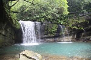 Wanggu Waterfall