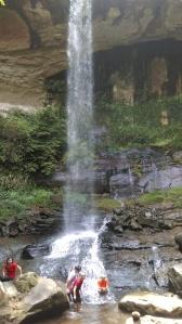 Pipadong waterfall