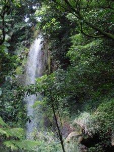 Juansi Waterfall