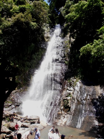 Wufengchi Falls