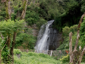 Shengren Waterfall