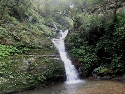 Jiadong Waterfall