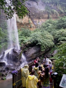 Motian Waterfall