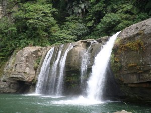 Lingjiao Waterfall