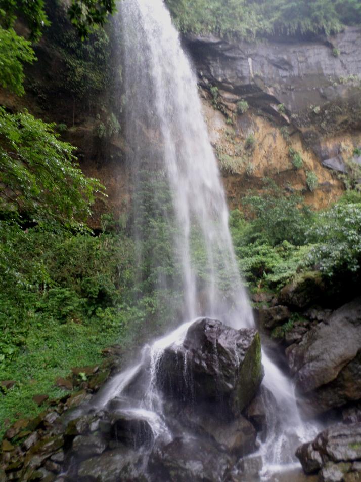 Motain Waterfall