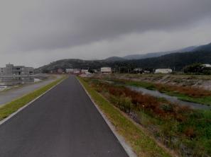 Dongshan River bike trail