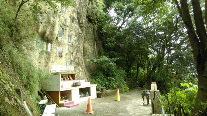 Mt. Thumb cliff face