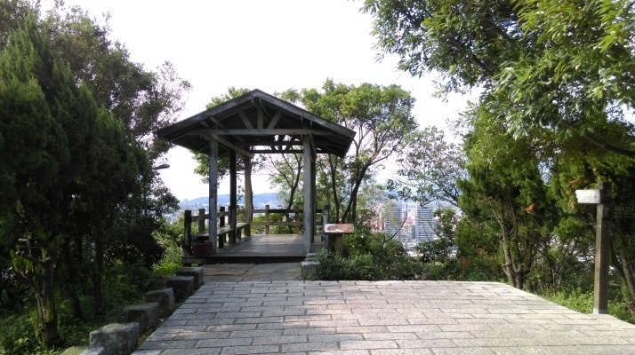 rest area and viewpoint