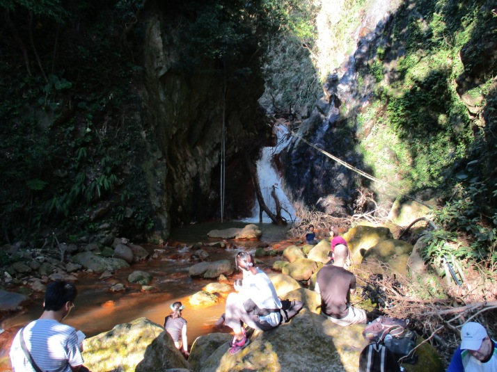 Cuifeng Waterfall