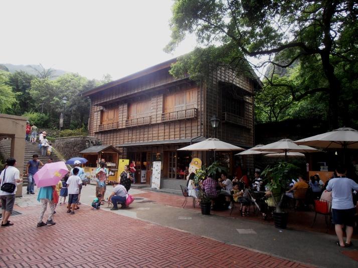 café in Jinguahsi