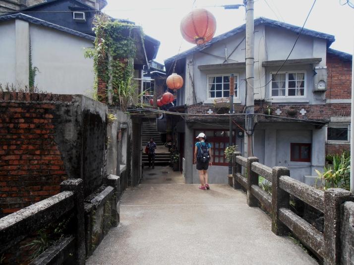 Jinguashi old street