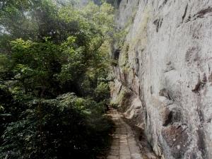 Shihshan Rock Face