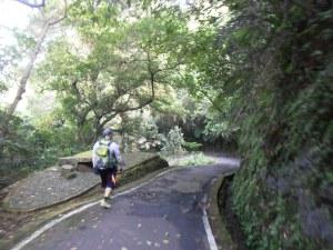 hiking on the Shihshan Historic Trail