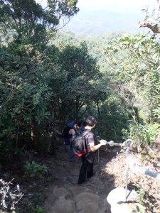 near Laojiujian South Peak