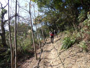 trail near Laojuijian