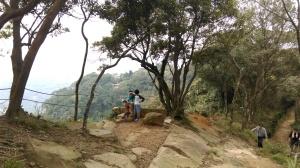 near Mt. 南勢角山 peak