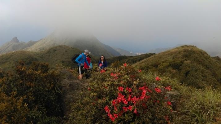 Caiguangliao peak