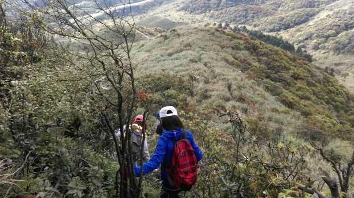 descending Caiguangliao