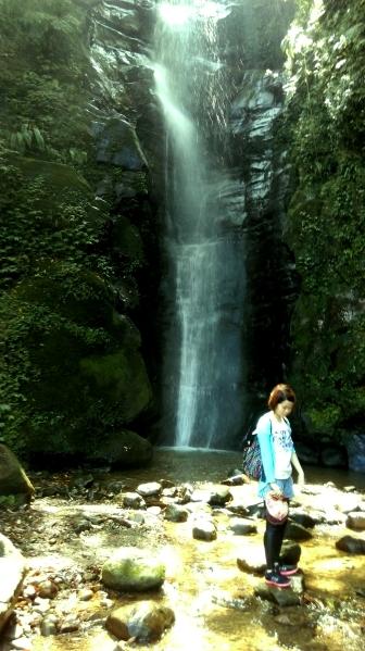 Taian Waterfall