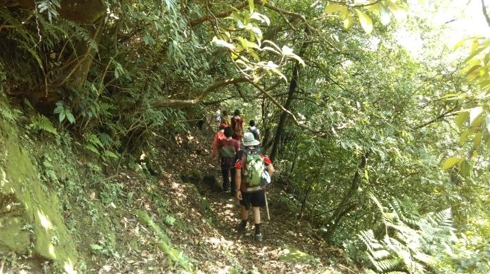 Siaocukeng Trail