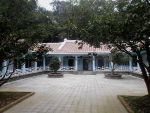 mausoleum of Chiang Kai-shek