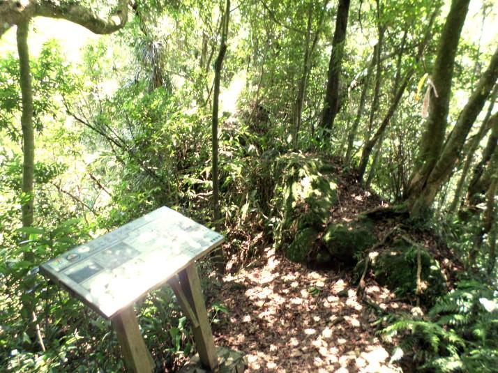 near Cimu Peak