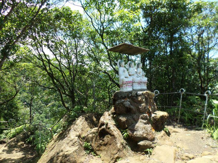 Putuo Mountain peak