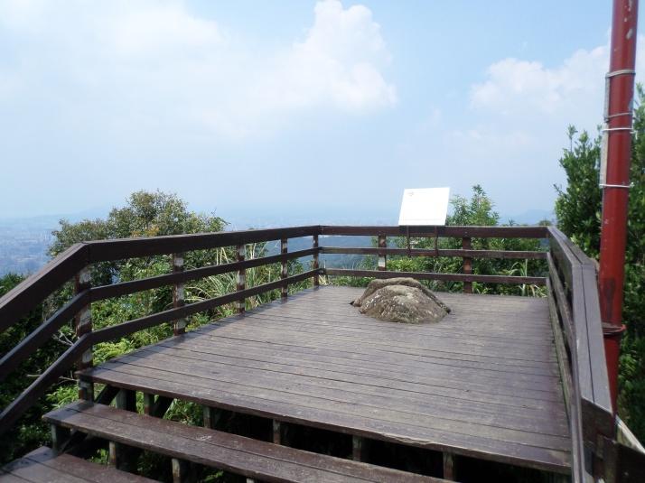 Mt Tianshang peak