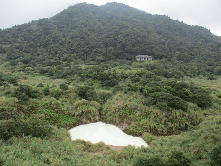 view of Milk Pond