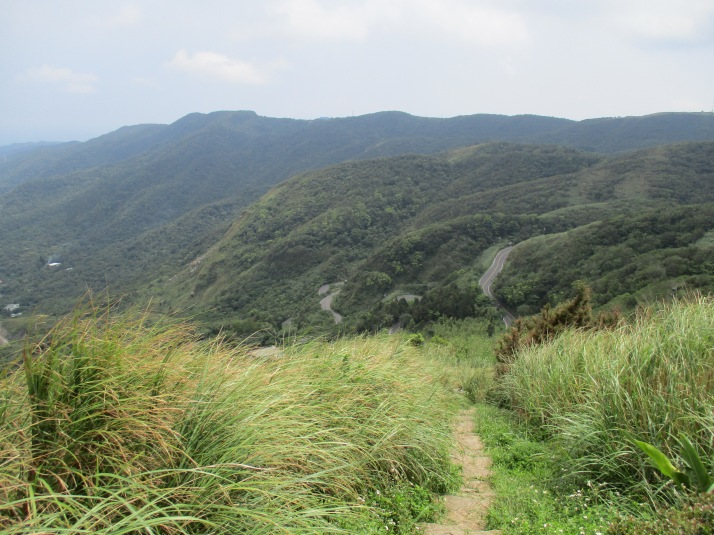 descending to Fengguikou