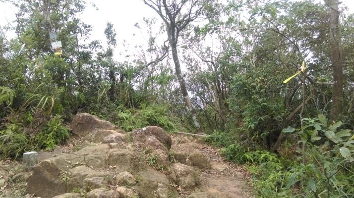 Shihmen Neijian peak