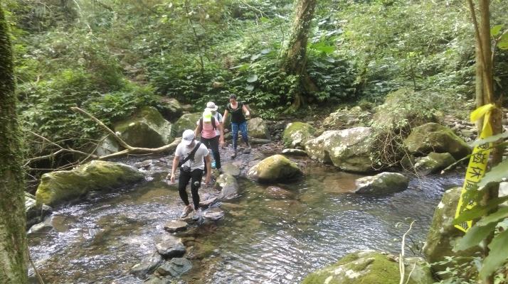 stream crossing