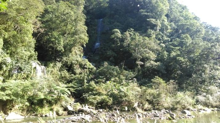 Dream Pool waterfall